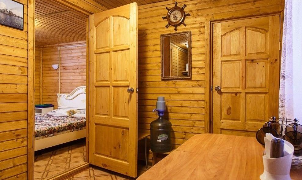 База отдыха «КАПИТАН» Новгородская область 4-местный коттедж, фото 8