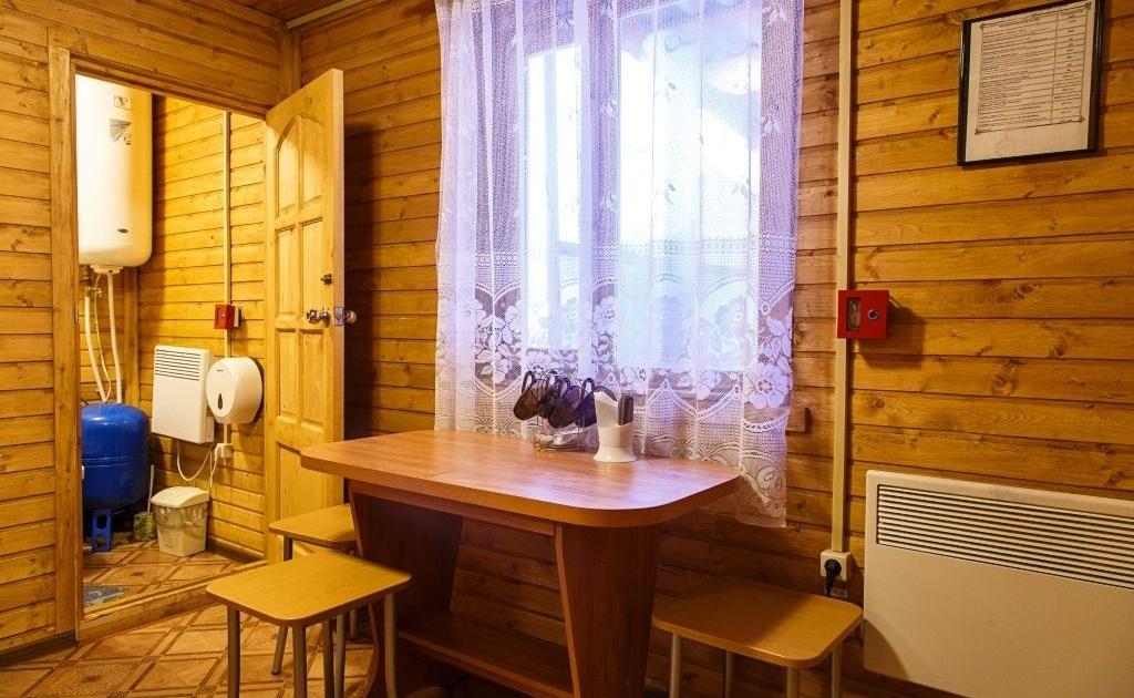 База отдыха «КАПИТАН» Новгородская область 4-местный коттедж, фото 11