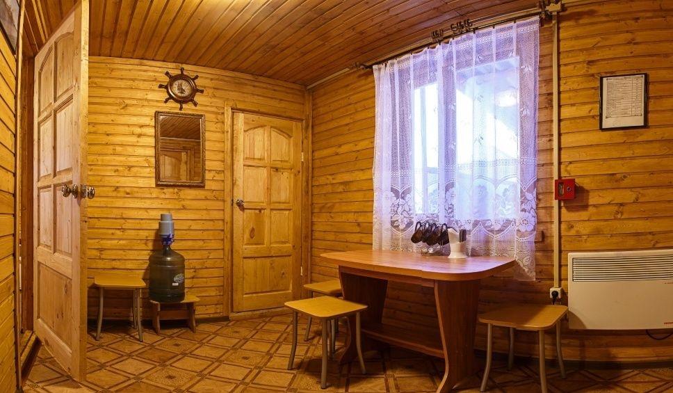 База отдыха «КАПИТАН» Новгородская область 4-местный коттедж, фото 12