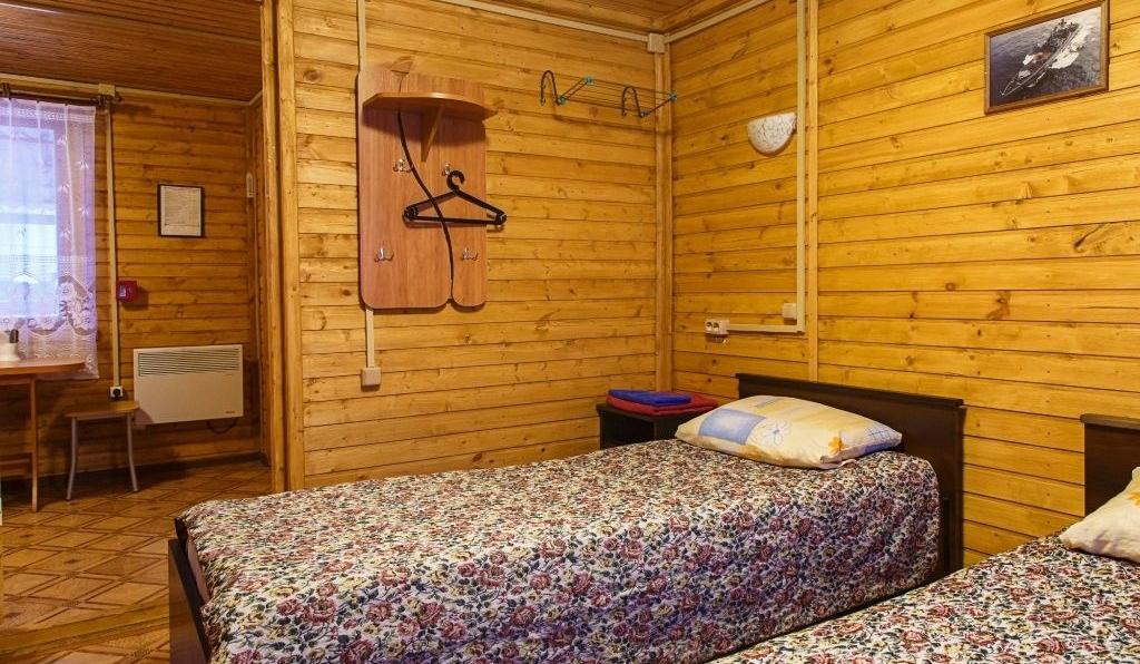 База отдыха «КАПИТАН» Новгородская область 4-местный коттедж, фото 4