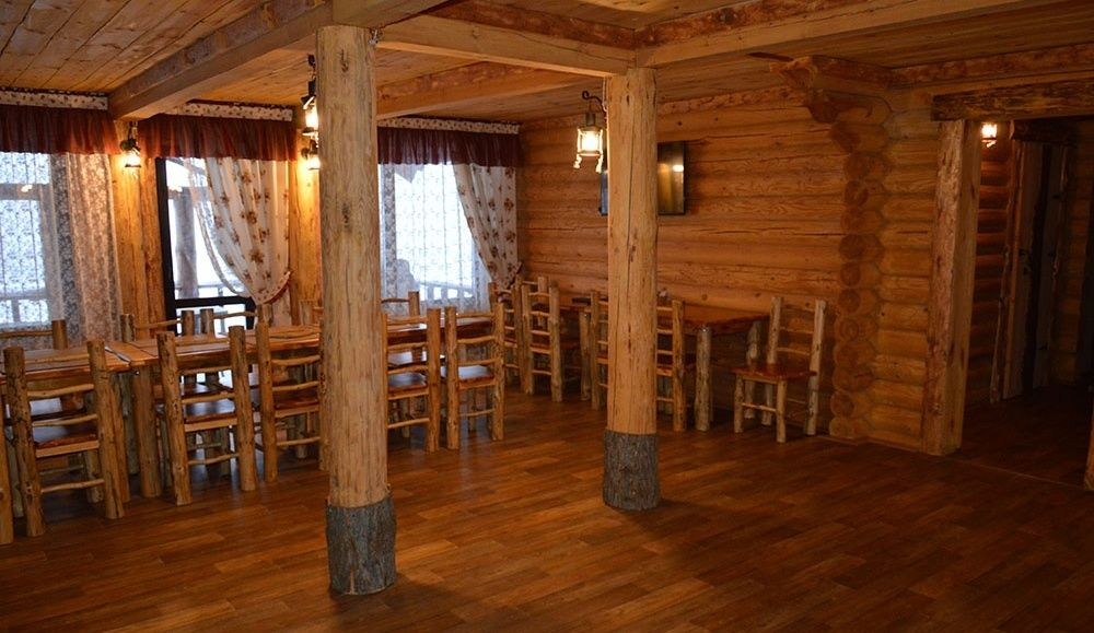 Отель на воде и база активного отдыха «Славянское подворье» Ульяновская область «Праздная изба» 10-комнатный дом, фото 5