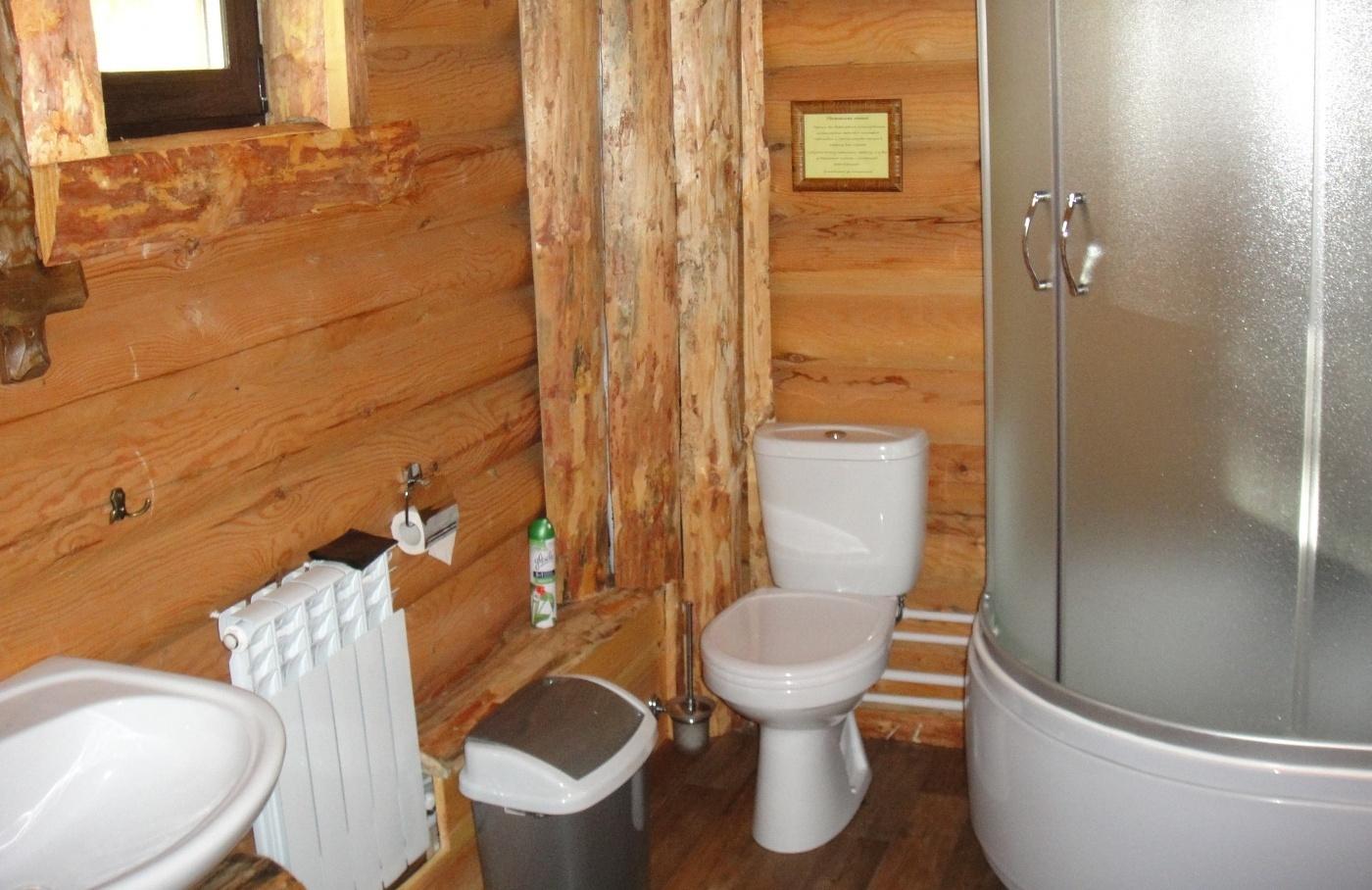 Отель на воде и база активного отдыха «Славянское подворье» Ульяновская область «Рыбацкая изба» 5-комнатный дом, фото 5