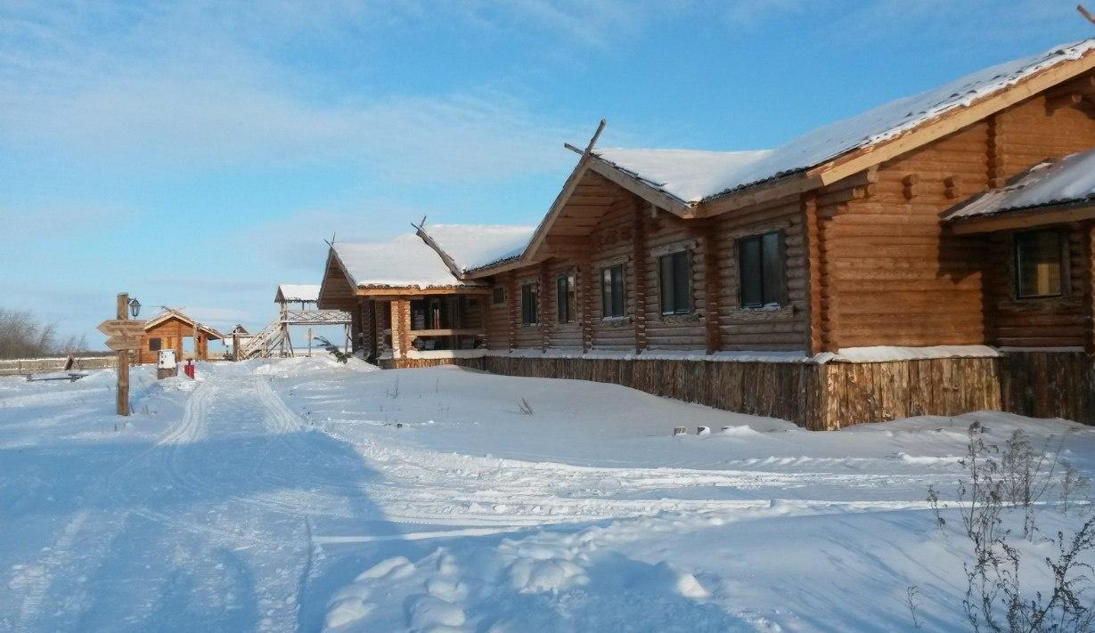 Отель на воде и база активного отдыха «Славянское подворье» Ульяновская область, фото 26