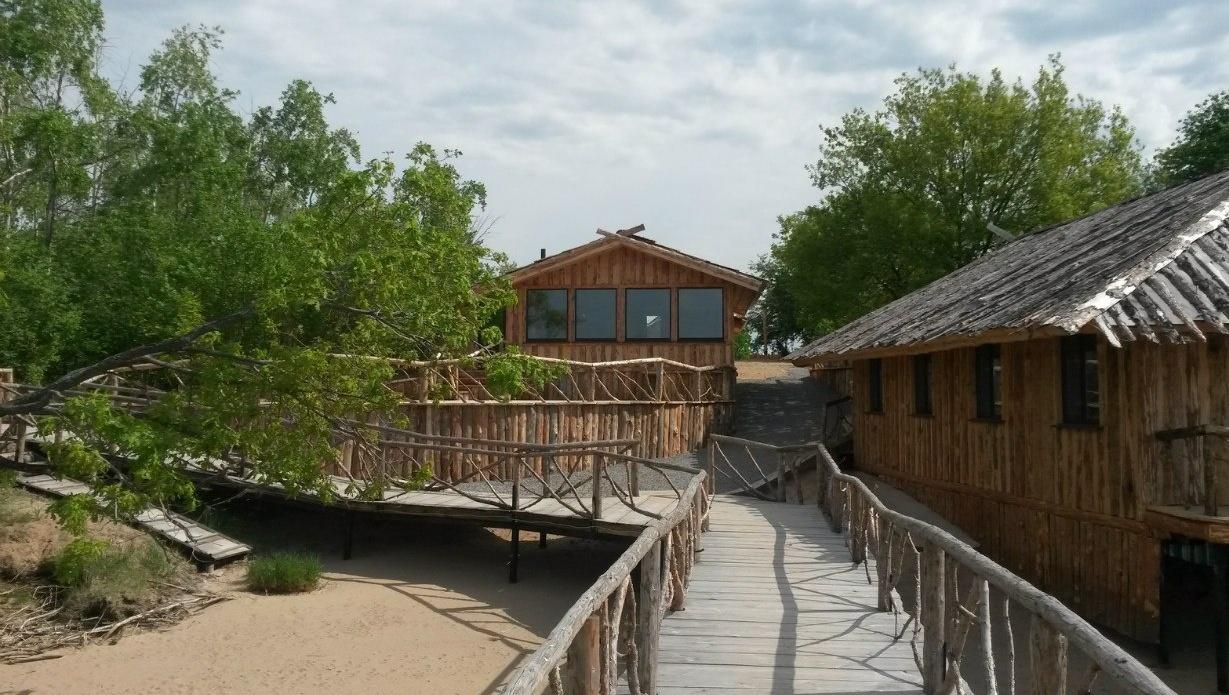 Отель на воде и база активного отдыха «Славянское подворье» Ульяновская область, фото 2