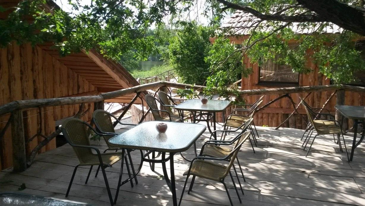 Отель на воде и база активного отдыха «Славянское подворье» Ульяновская область, фото 8