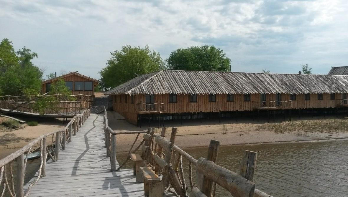 Отель на воде и база активного отдыха «Славянское подворье» Ульяновская область, фото 3