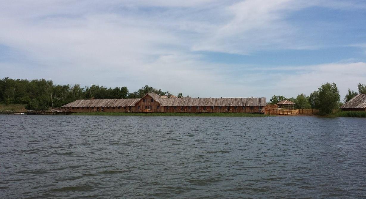 Отель на воде и база активного отдыха «Славянское подворье» Ульяновская область, фото 10