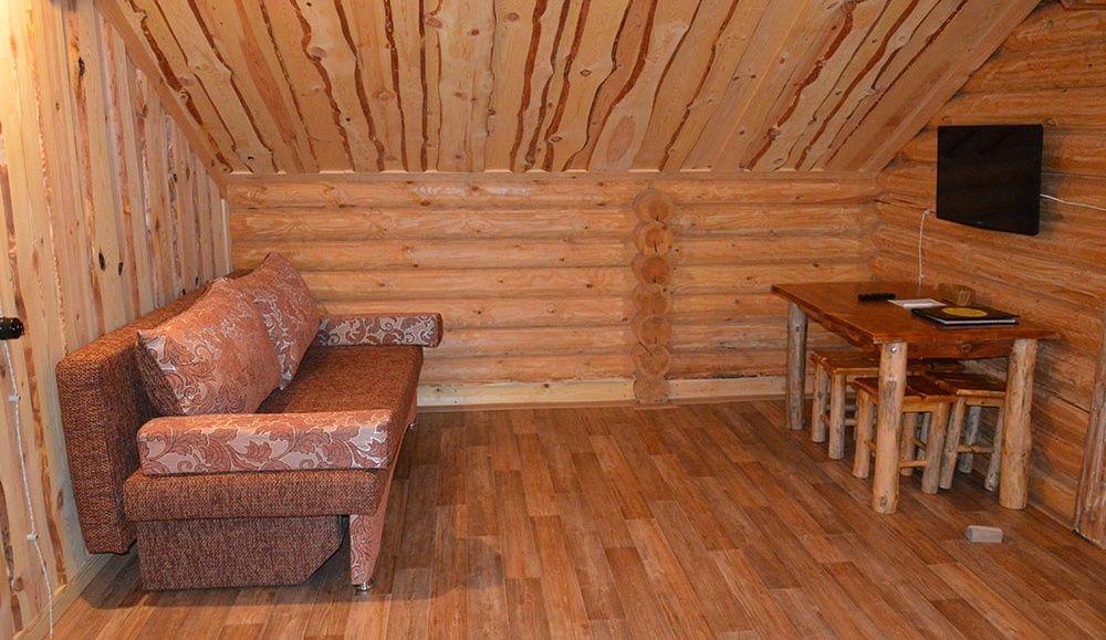 Отель на воде и база активного отдыха «Славянское подворье» Ульяновская область «Праздная изба» 10-комнатный дом, фото 4