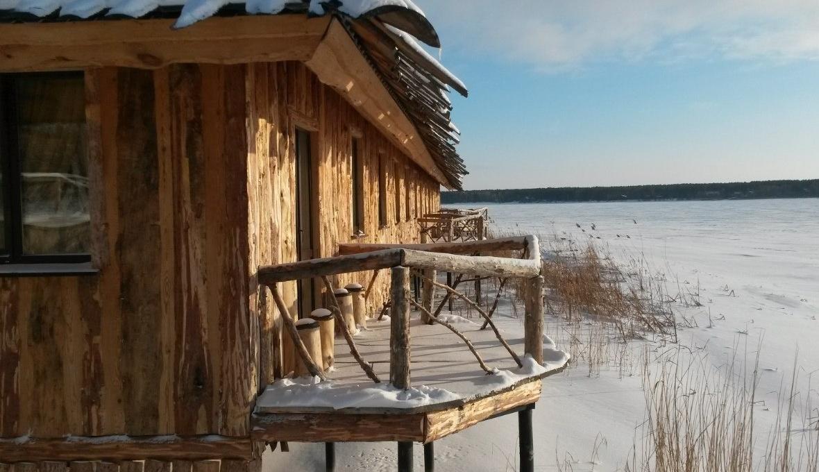 Отель на воде и база активного отдыха «Славянское подворье» Ульяновская область, фото 23