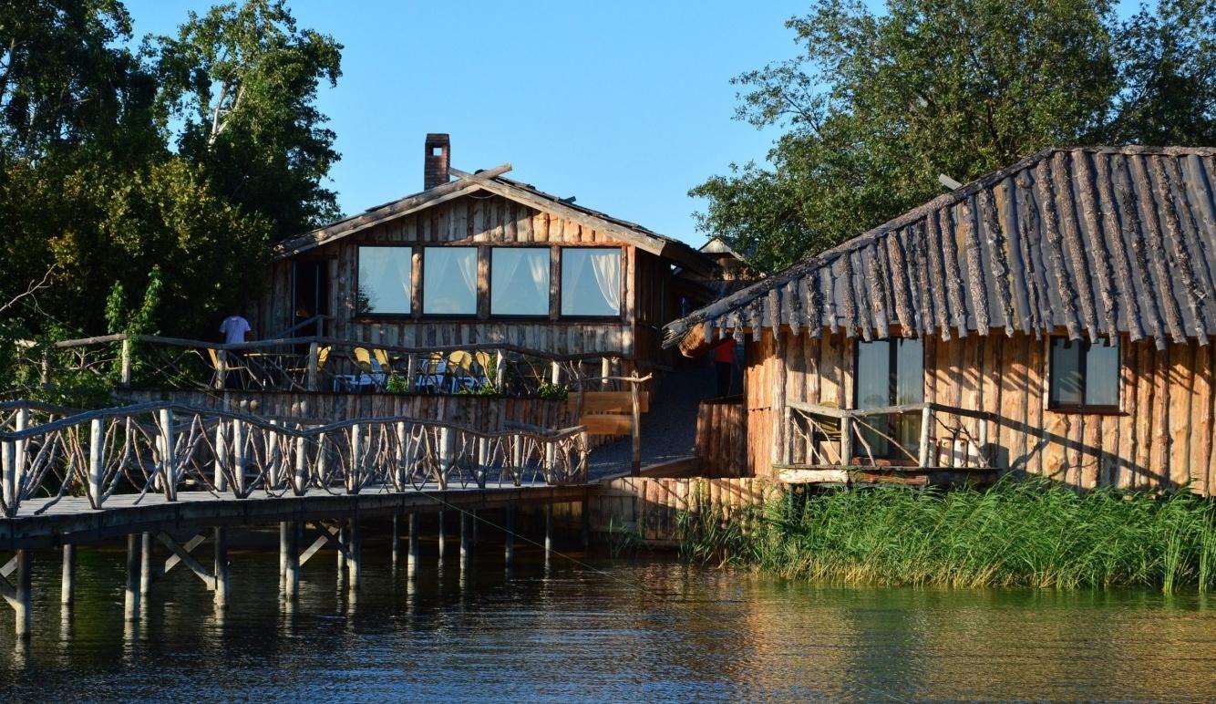 Отель на воде и база активного отдыха «Славянское подворье» Ульяновская область, фото 1