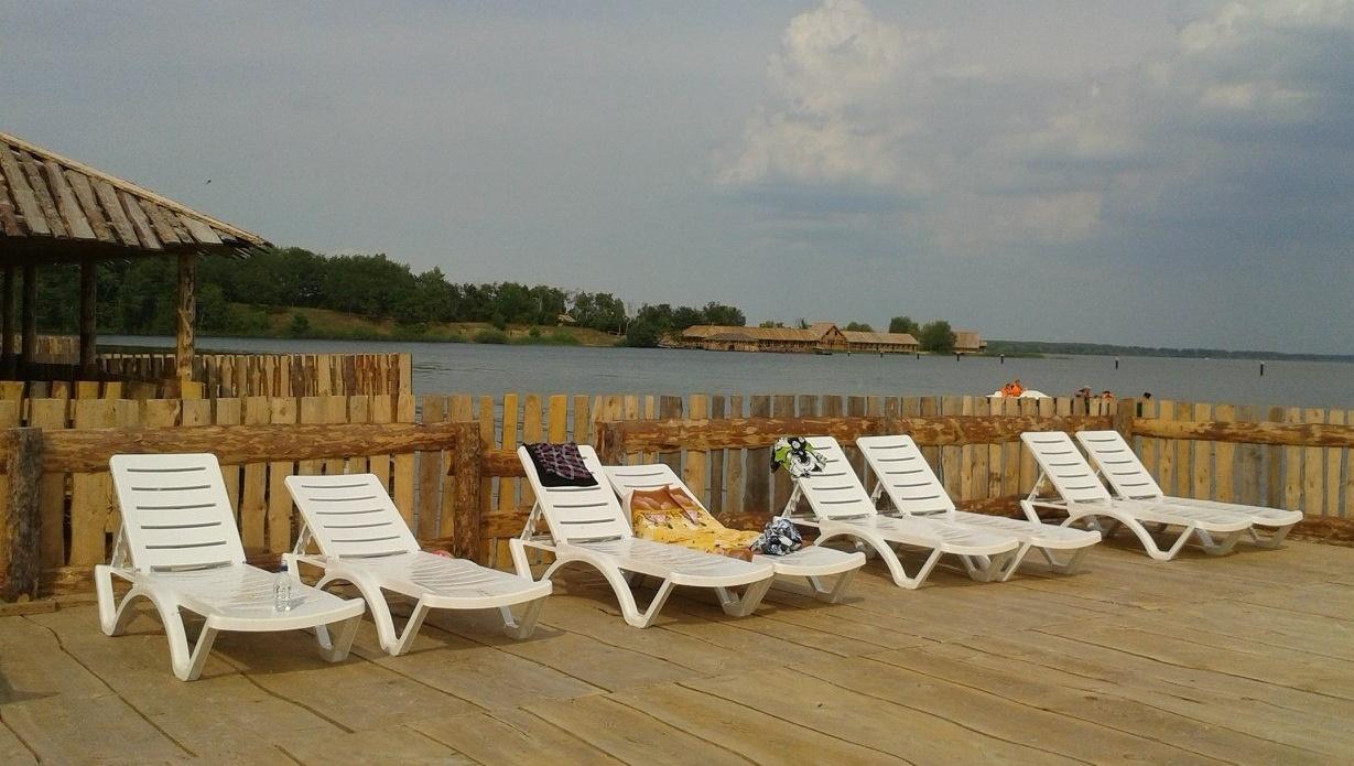 Отель на воде и база активного отдыха «Славянское подворье» Ульяновская область, фото 18