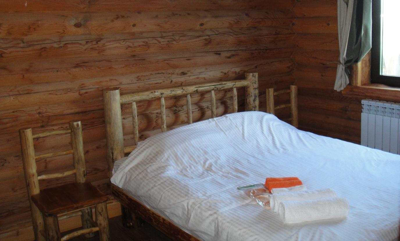Отель на воде и база активного отдыха «Славянское подворье» Ульяновская область «Рыбацкая изба» 5-комнатный дом, фото 2