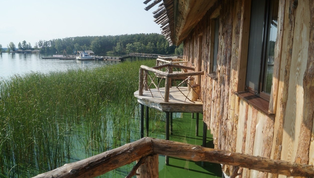 Отель на воде и база активного отдыха «Славянское подворье» Ульяновская область, фото 6