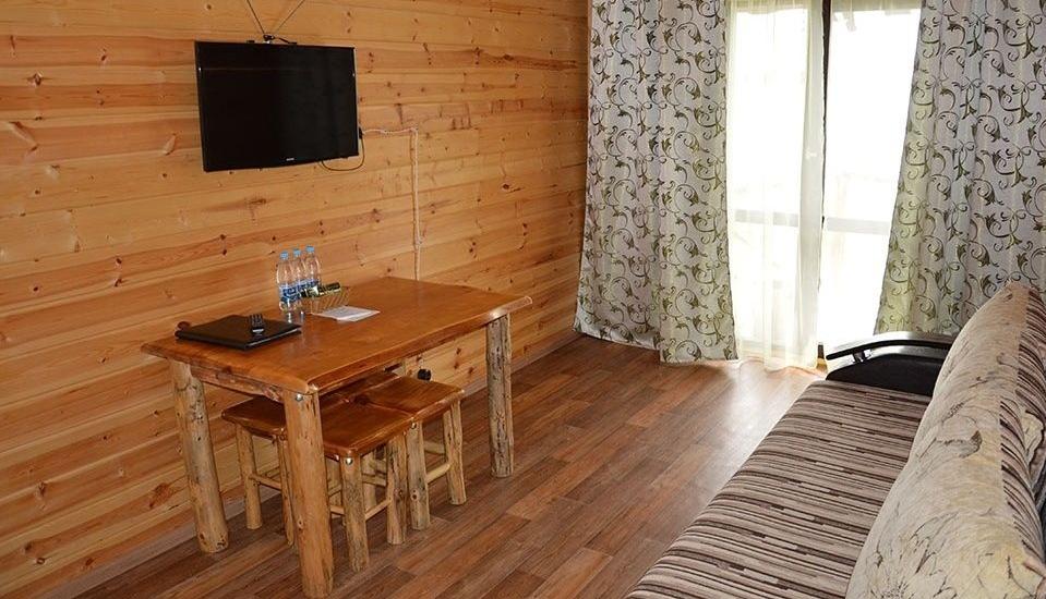 Отель на воде и база активного отдыха «Славянское подворье» Ульяновская область «Большой постоялый двор»: 3-комнатные апартаменты, фото 2
