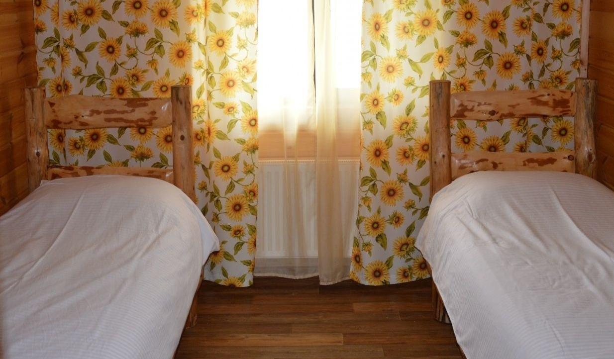 Отель на воде и база активного отдыха «Славянское подворье» Ульяновская область «Рыбное место» 3-комнатный дом, фото 1