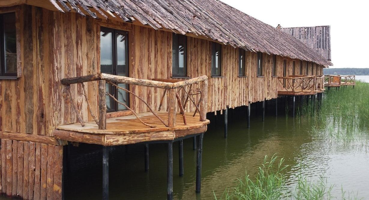 Отель на воде и база активного отдыха «Славянское подворье» Ульяновская область, фото 4