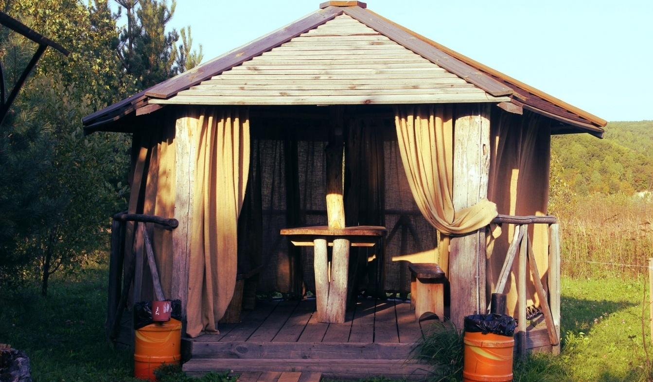 База отдыха «Радуга» Пензенская область Гостевой дом «Семейный» №2, фото 8
