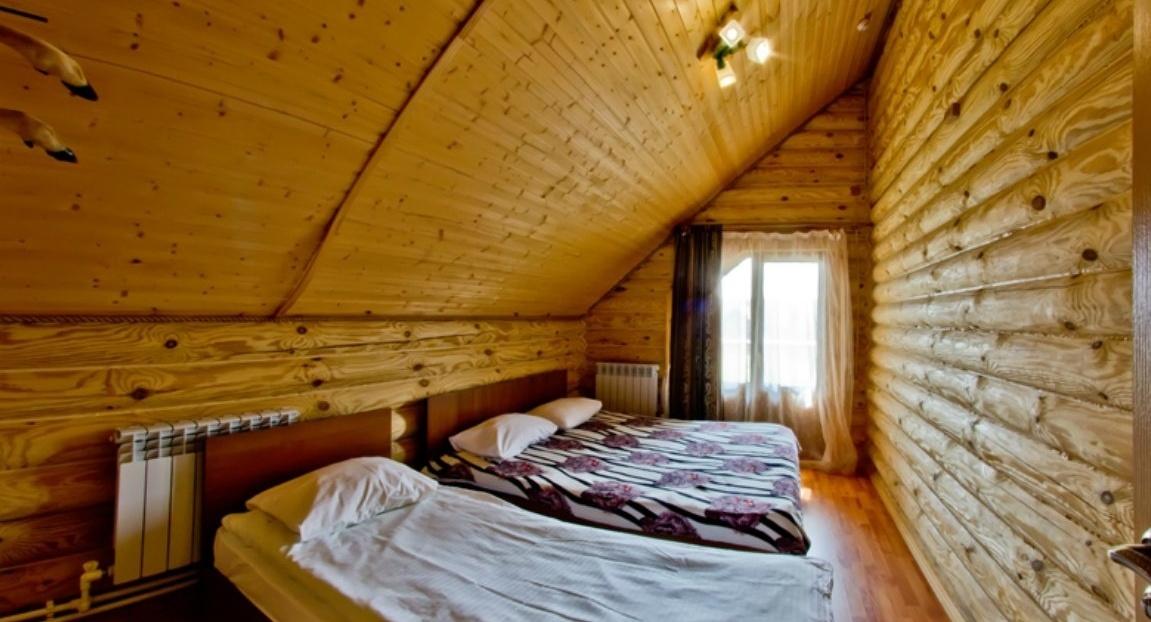 База отдыха «Радуга» Пензенская область Гостевой дом «Семейный» №2, фото 2