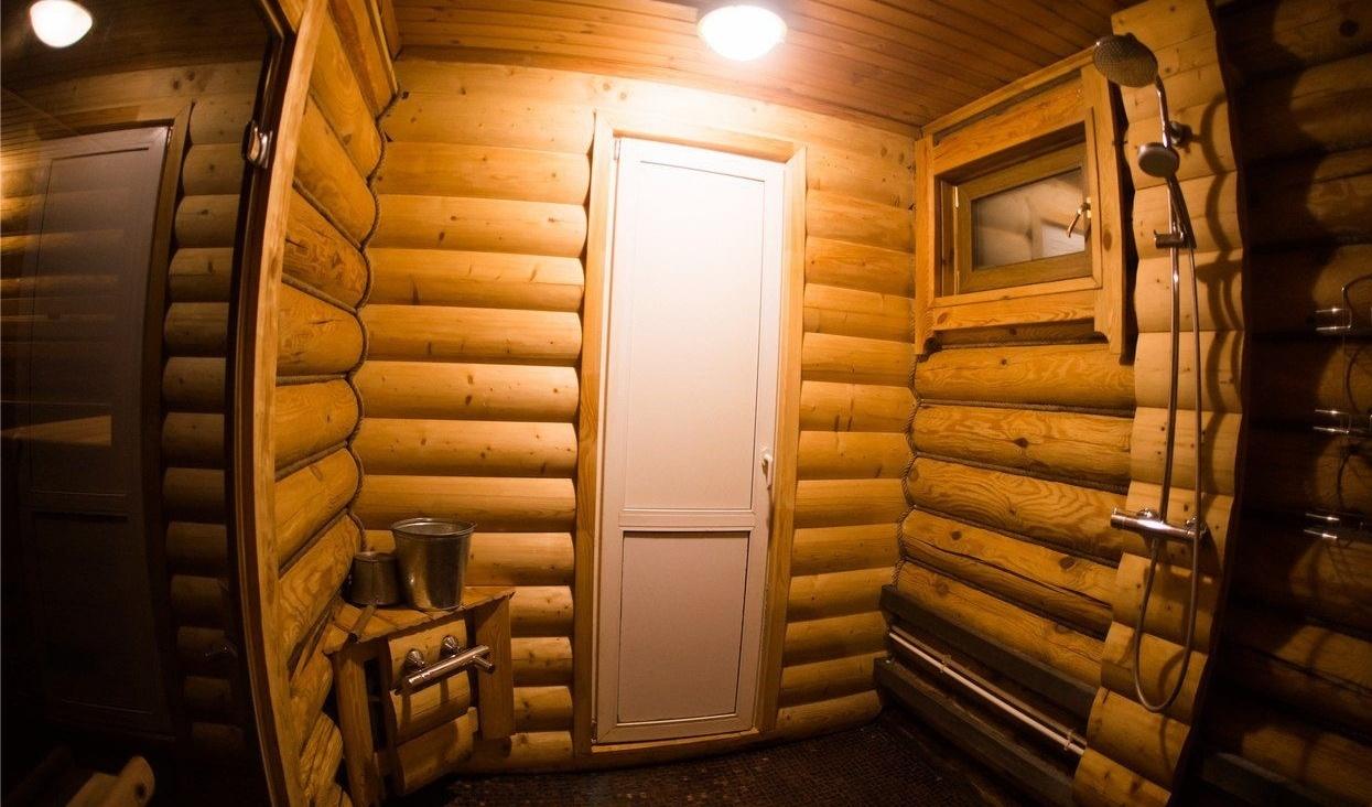 База отдыха «Радуга» Пензенская область Банный дом, фото 10