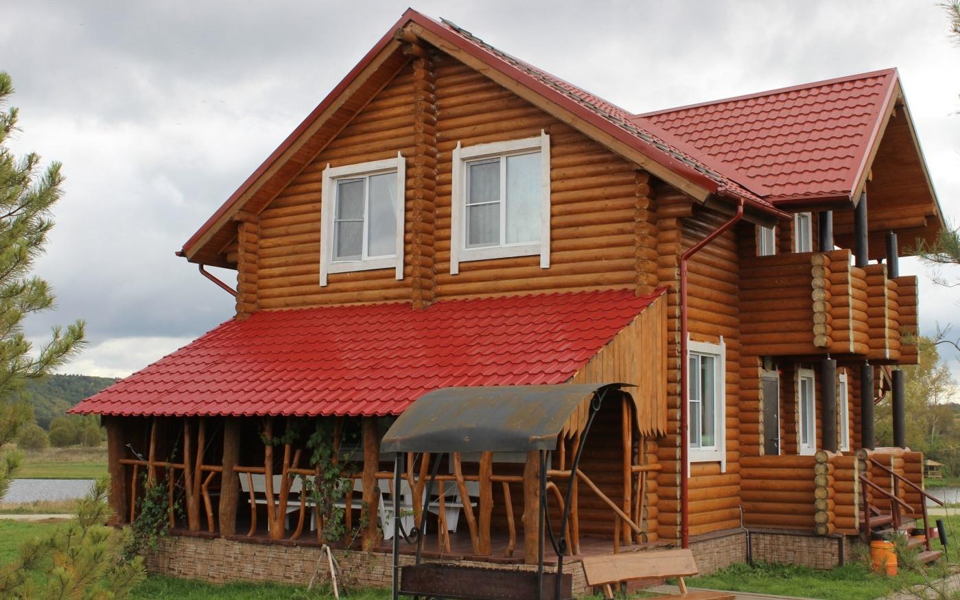База отдыха «Радуга» Пензенская область Таунхаус, фото 1