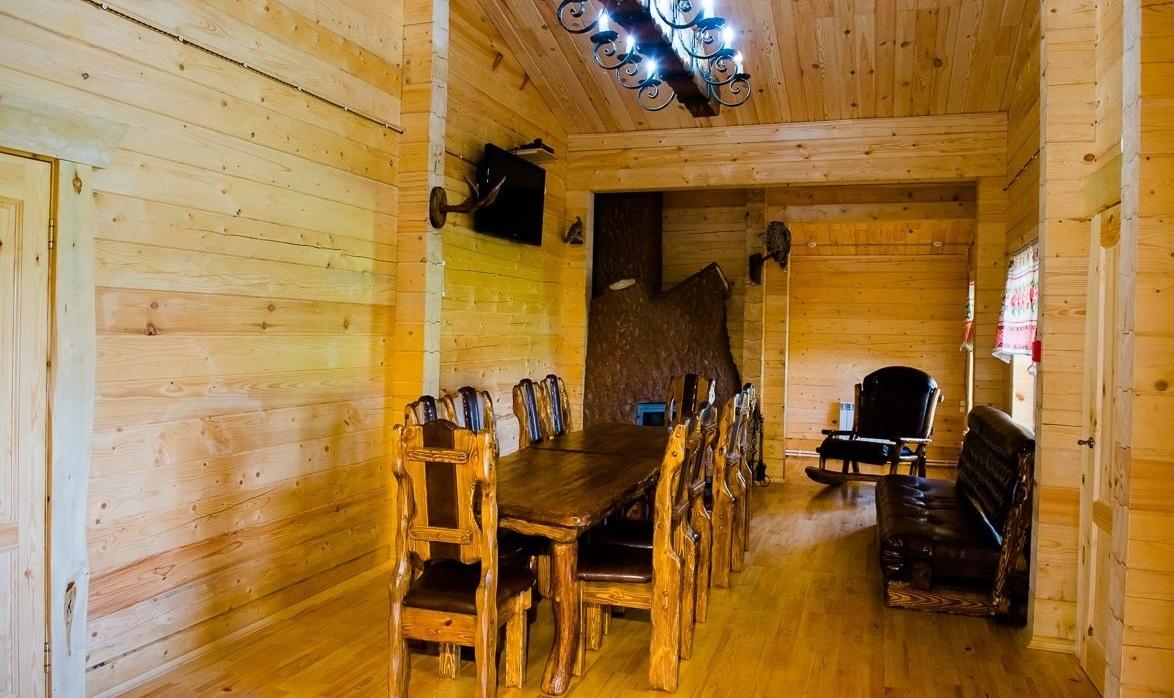 База отдыха «Радуга» Пензенская область VIP Дом №7, фото 8
