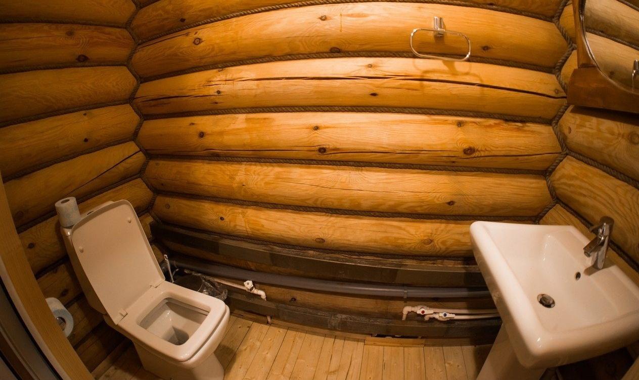 База отдыха «Радуга» Пензенская область Банный дом, фото 11