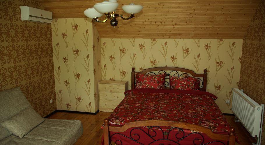 База отдыха «Курочка Ряба» Краснодарский край Стандартный номер , фото 1