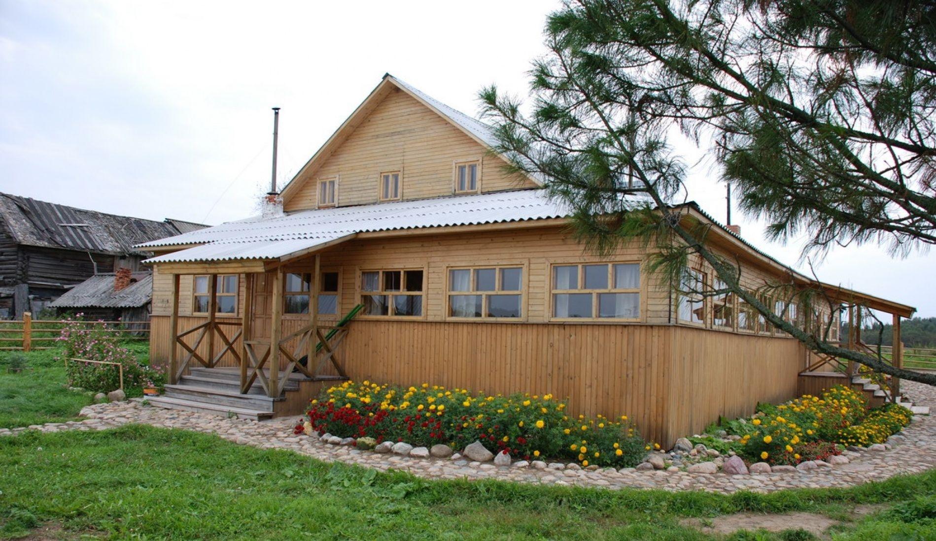 """Гостиничный комплекс """"Каменный Бор"""" Вологодская область, фото 1"""