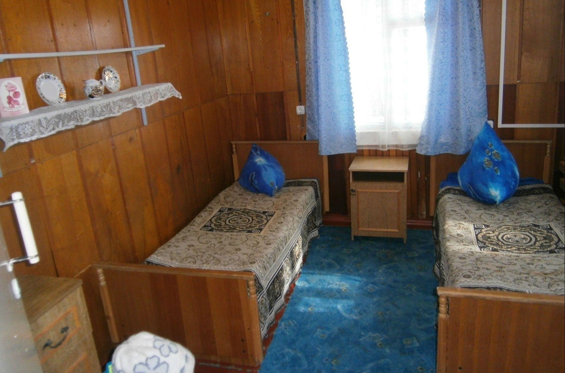 База отдыха «Бригантина» Красноярский край Домик №6, фото 1