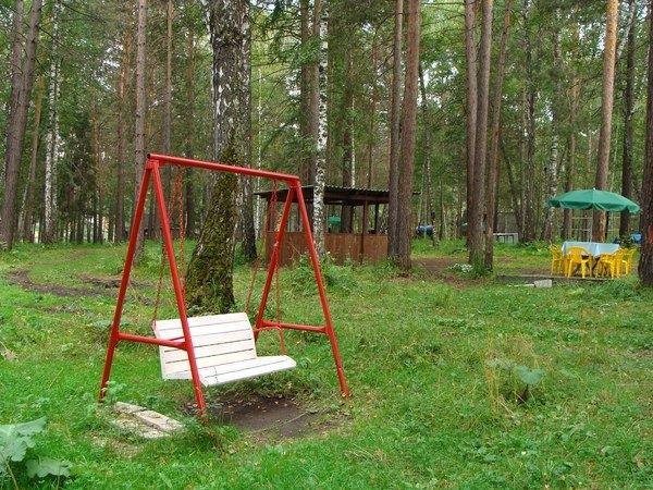 База отдыха «Бригантина» Красноярский край, фото 7