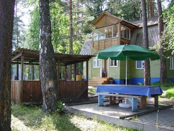 База отдыха «Бригантина» Красноярский край, фото 2
