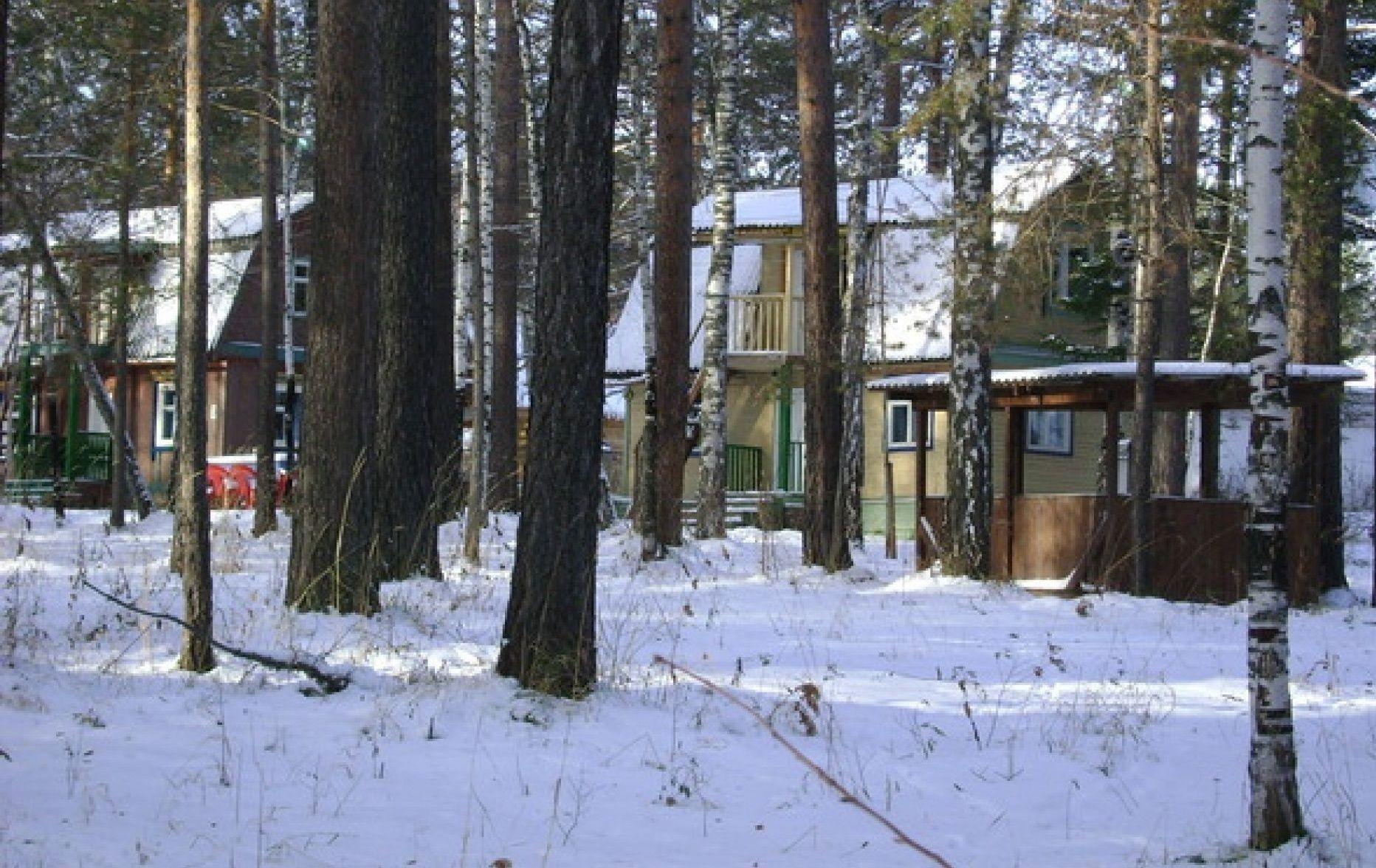 База отдыха «Бригантина» Красноярский край, фото 14