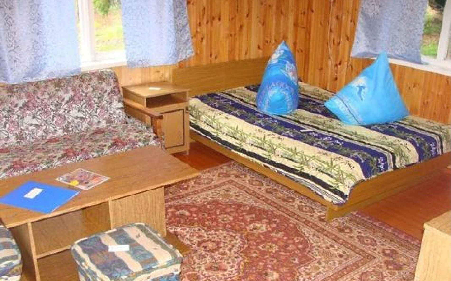 База отдыха «Бригантина» Красноярский край Дом №9, фото 2