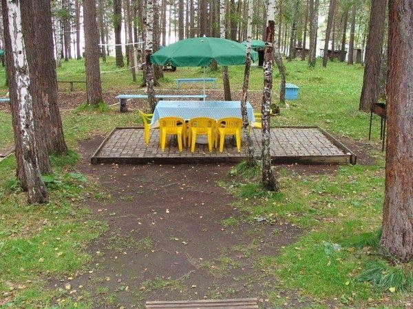 База отдыха «Бригантина» Красноярский край, фото 6
