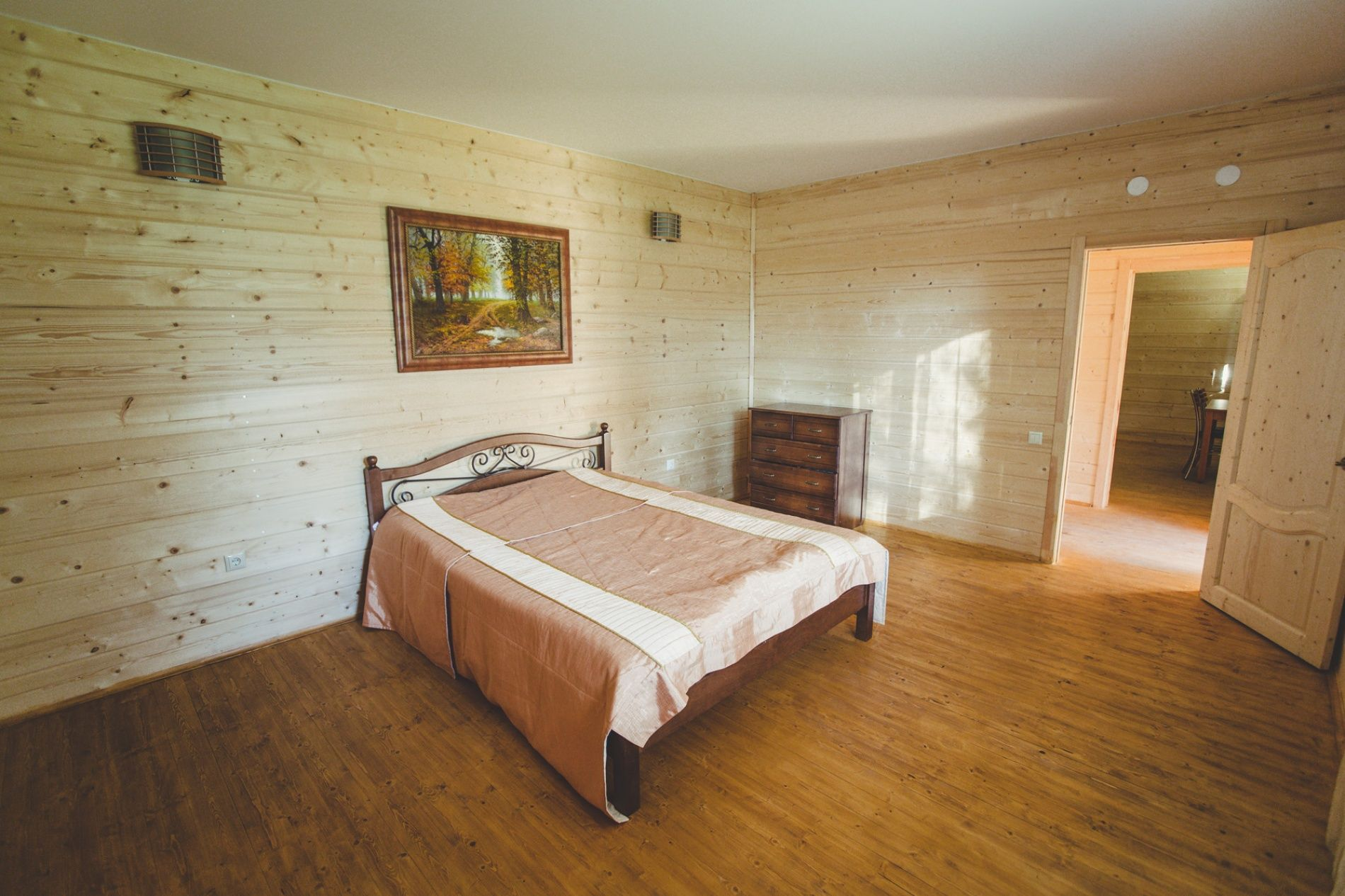"""База отдыха """"Мастрюки"""" Самарская область Одноэтажный на 4 человека, фото 1"""