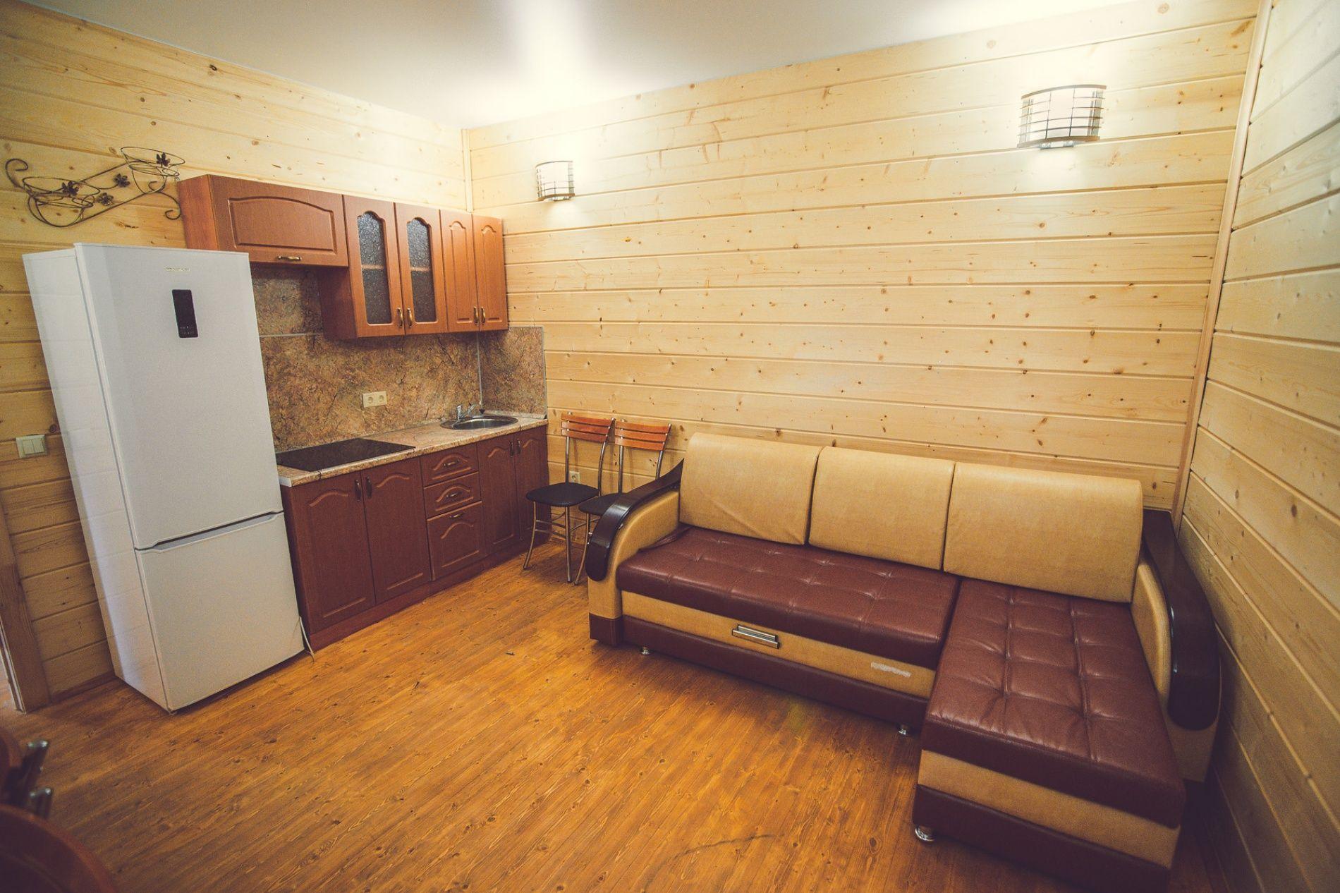 """База отдыха """"Мастрюки"""" Самарская область Одноэтажный на 4 человека, фото 3"""