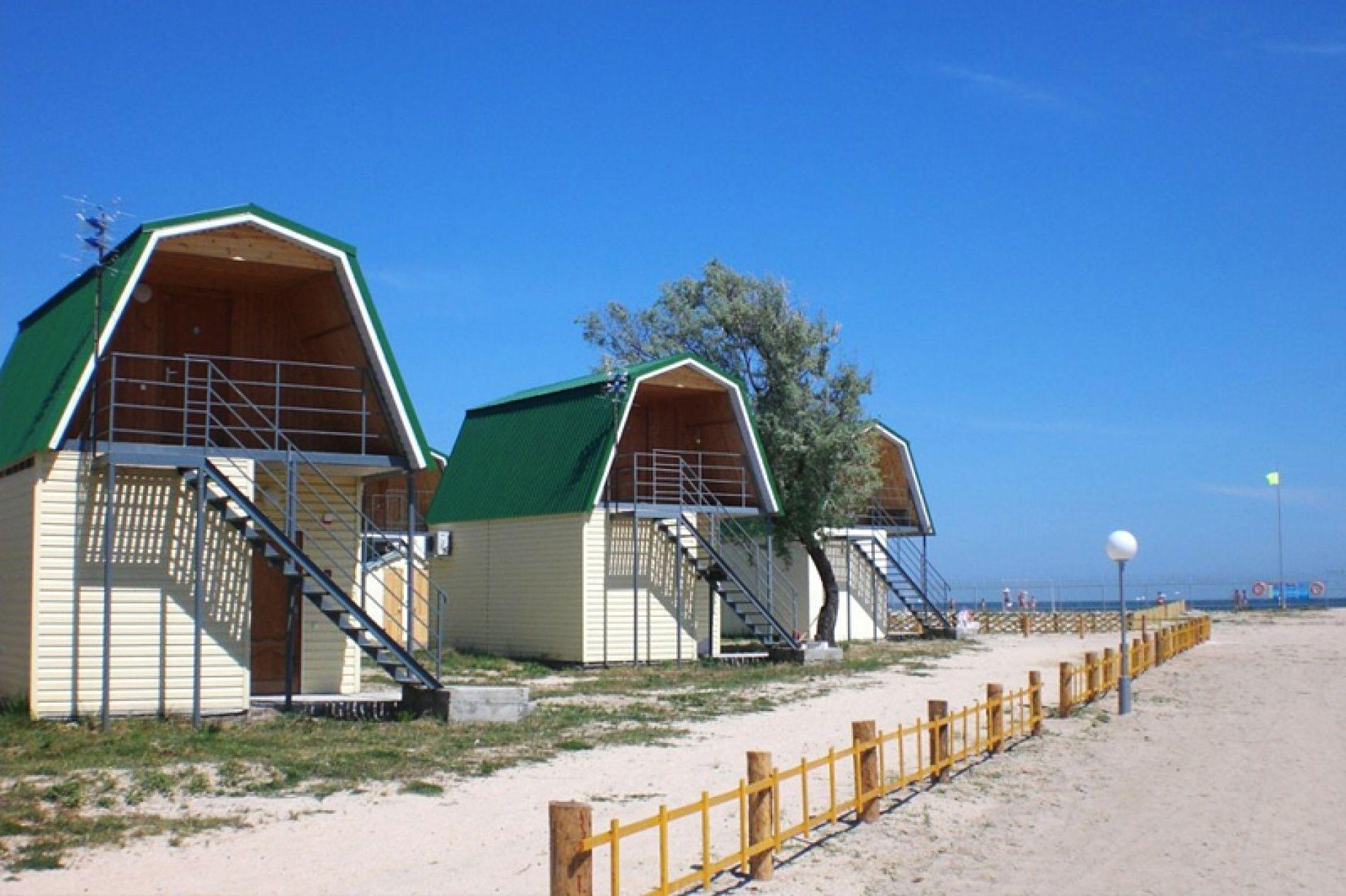"База отдыха ""Южная Пальмира"" Краснодарский край, фото 2"