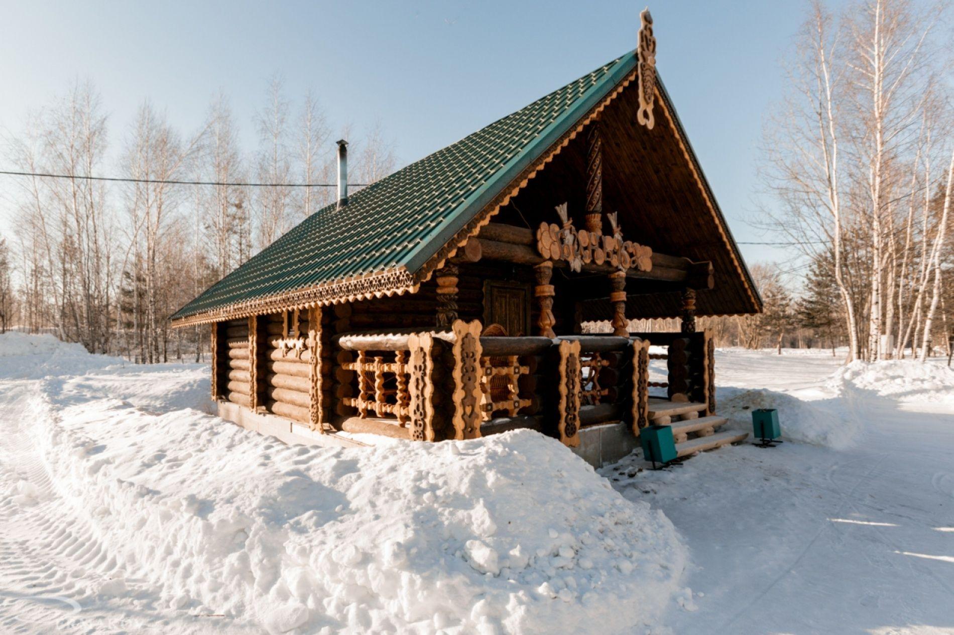 """База отдыха """"Лесной кордон"""" Нижегородская область, фото 9"""