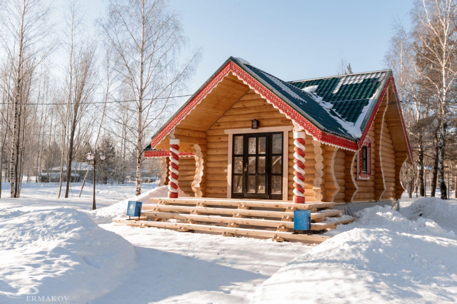 """База отдыха """"Лесной кордон"""" Нижегородская область, фото 13"""