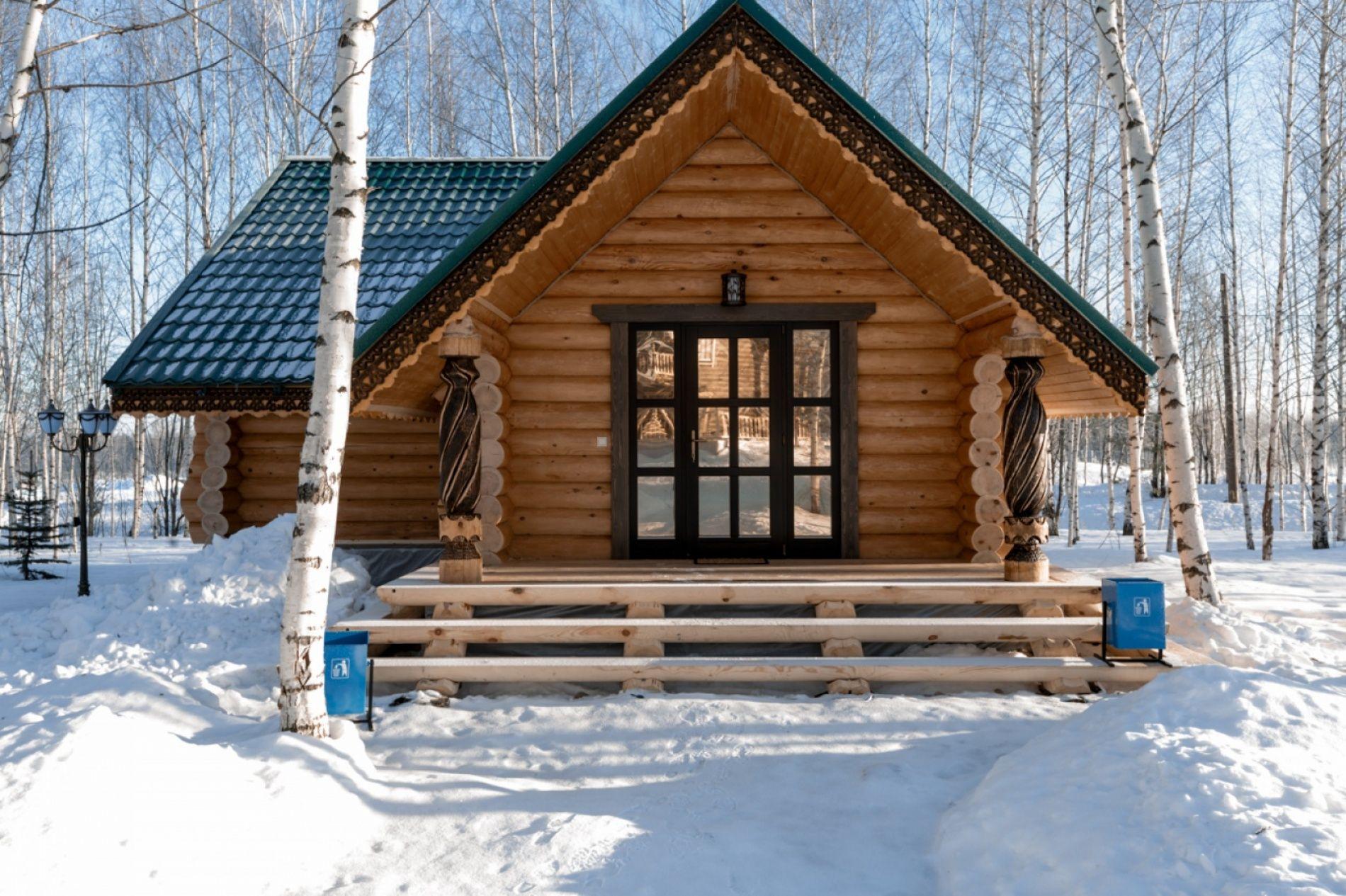 """База отдыха """"Лесной кордон"""" Нижегородская область, фото 1"""