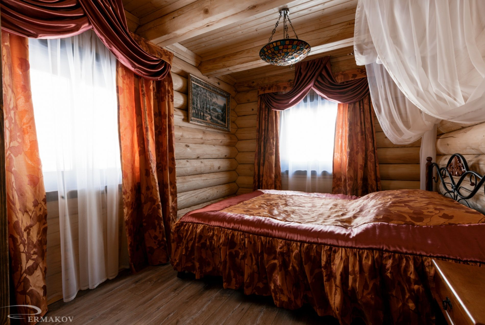 """База отдыха """"Лесной кордон"""" Нижегородская область, фото 15"""