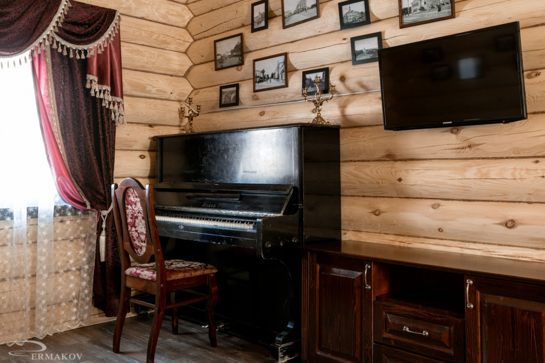 """База отдыха """"Лесной кордон"""" Нижегородская область, фото 21"""
