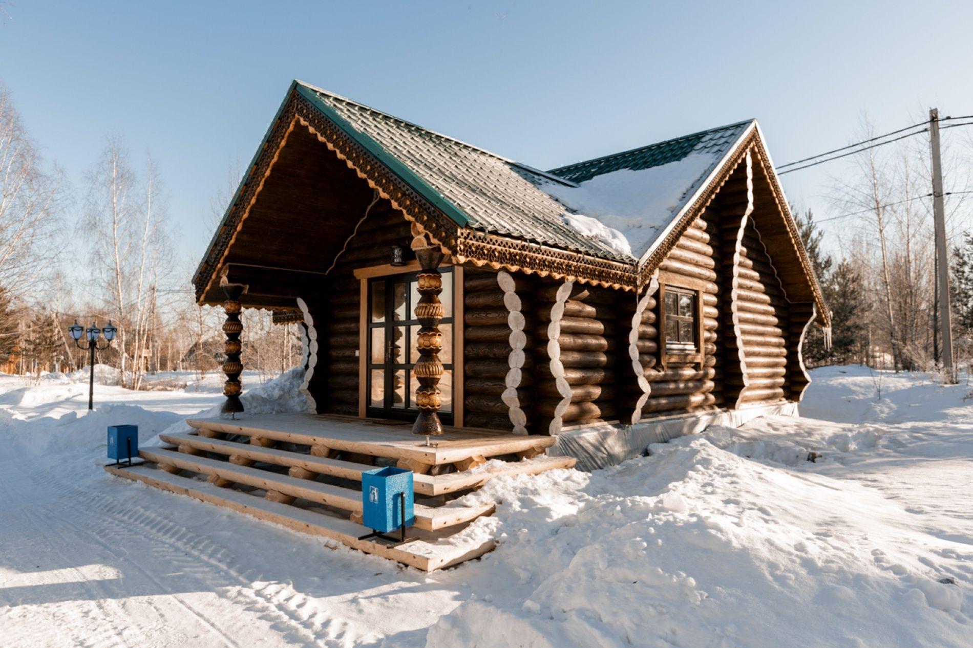"""База отдыха """"Лесной кордон"""" Нижегородская область, фото 27"""