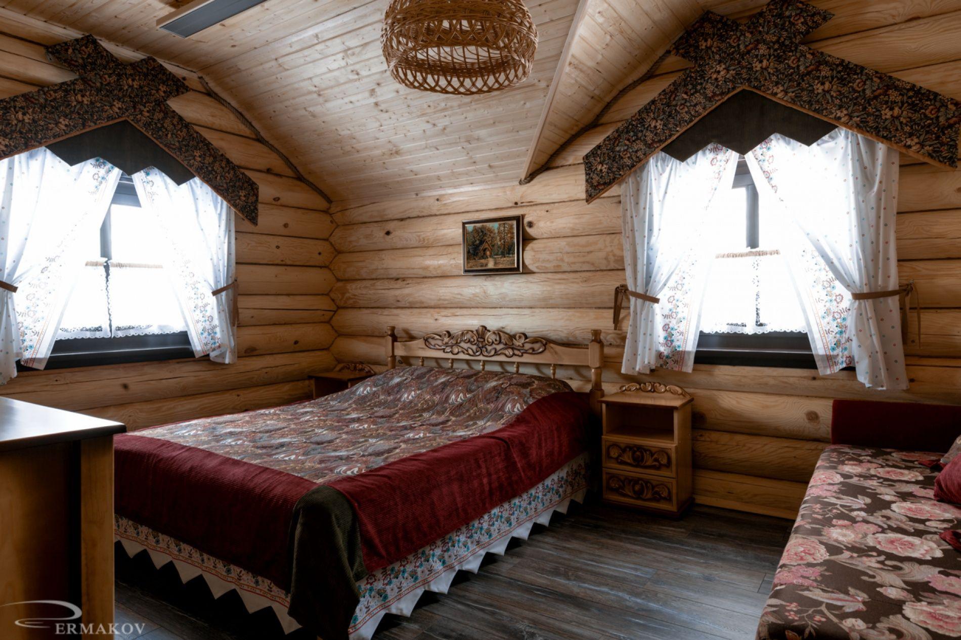 """База отдыха """"Лесной кордон"""" Нижегородская область, фото 48"""