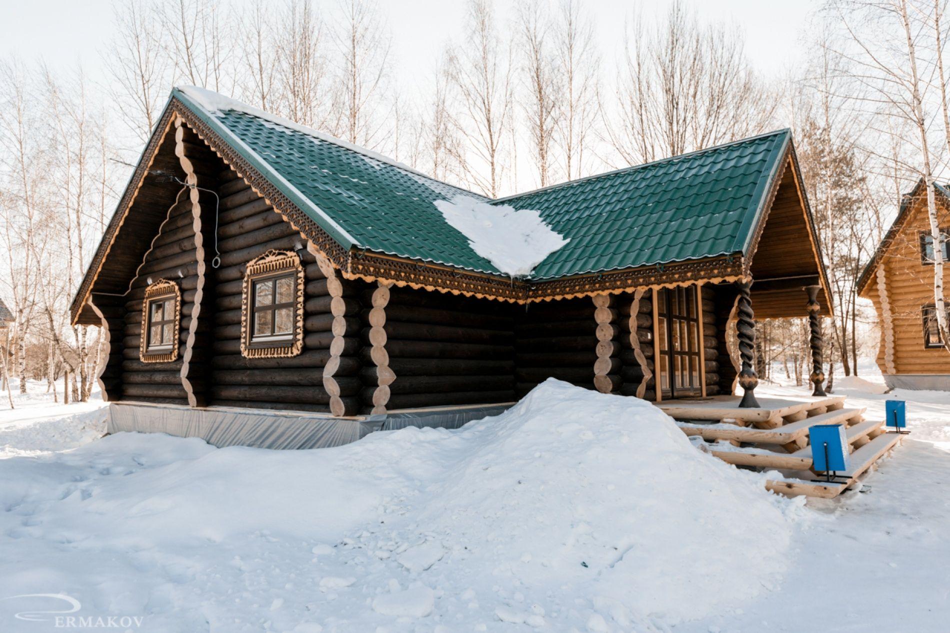 """База отдыха """"Лесной кордон"""" Нижегородская область, фото 58"""