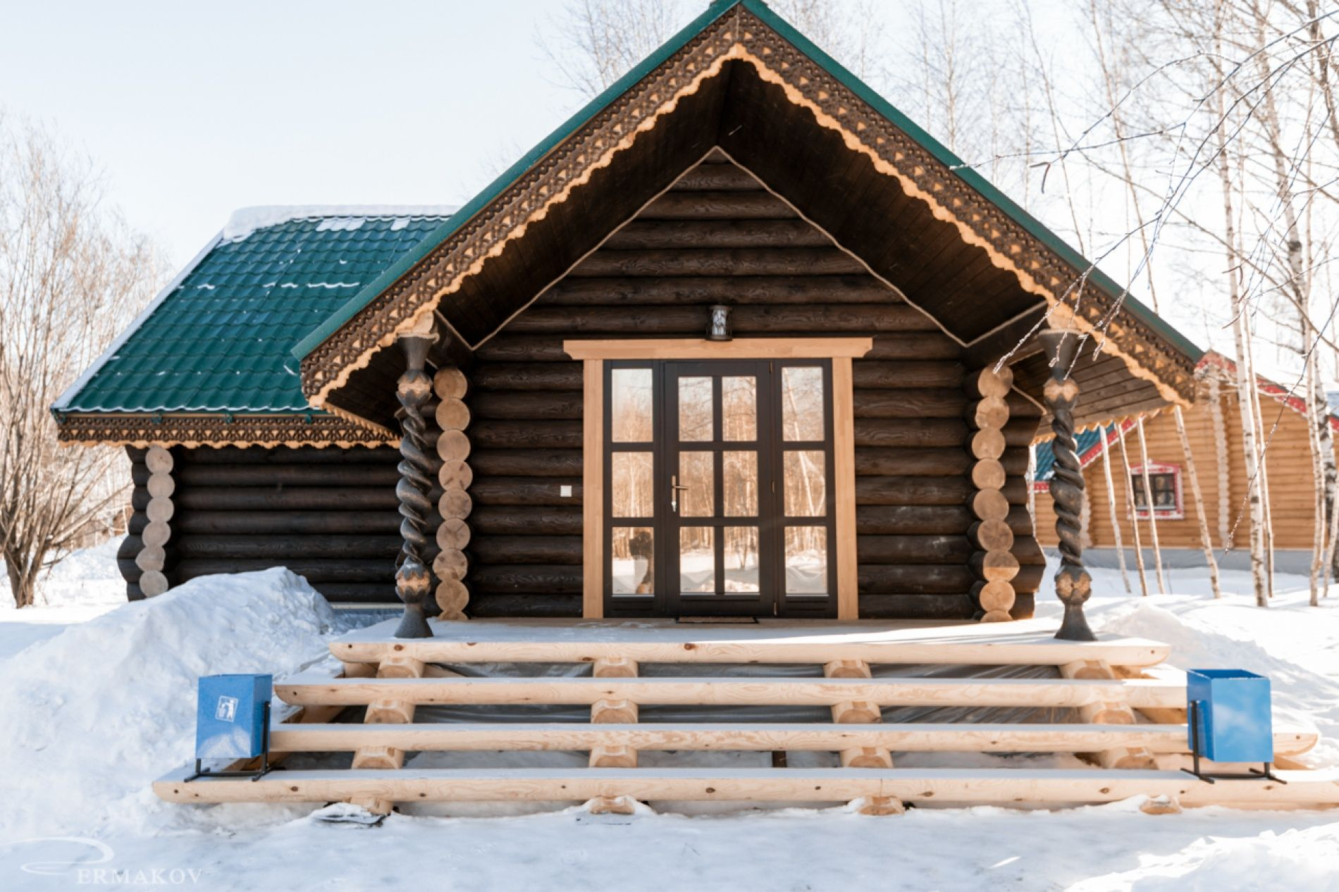 """База отдыха """"Лесной кордон"""" Нижегородская область, фото 73"""
