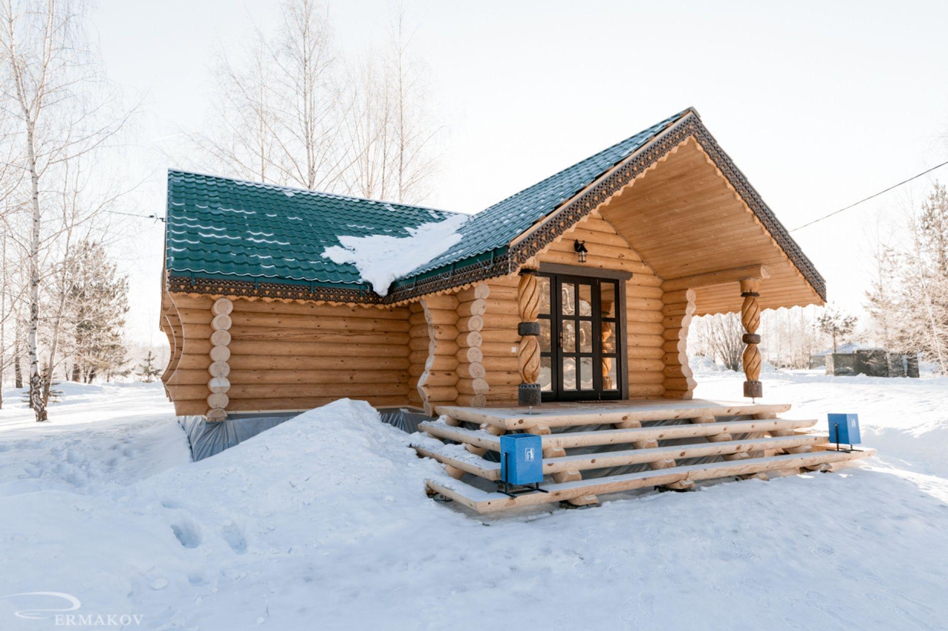 """База отдыха """"Лесной кордон"""" Нижегородская область, фото 94"""