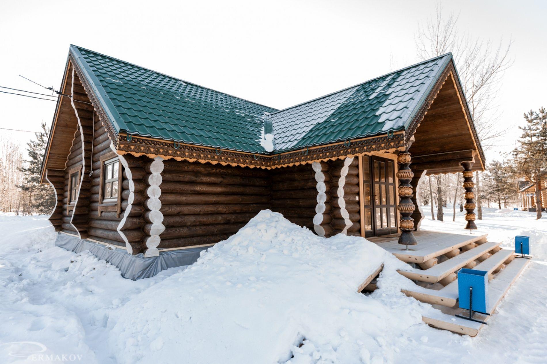 """База отдыха """"Лесной кордон"""" Нижегородская область, фото 115"""