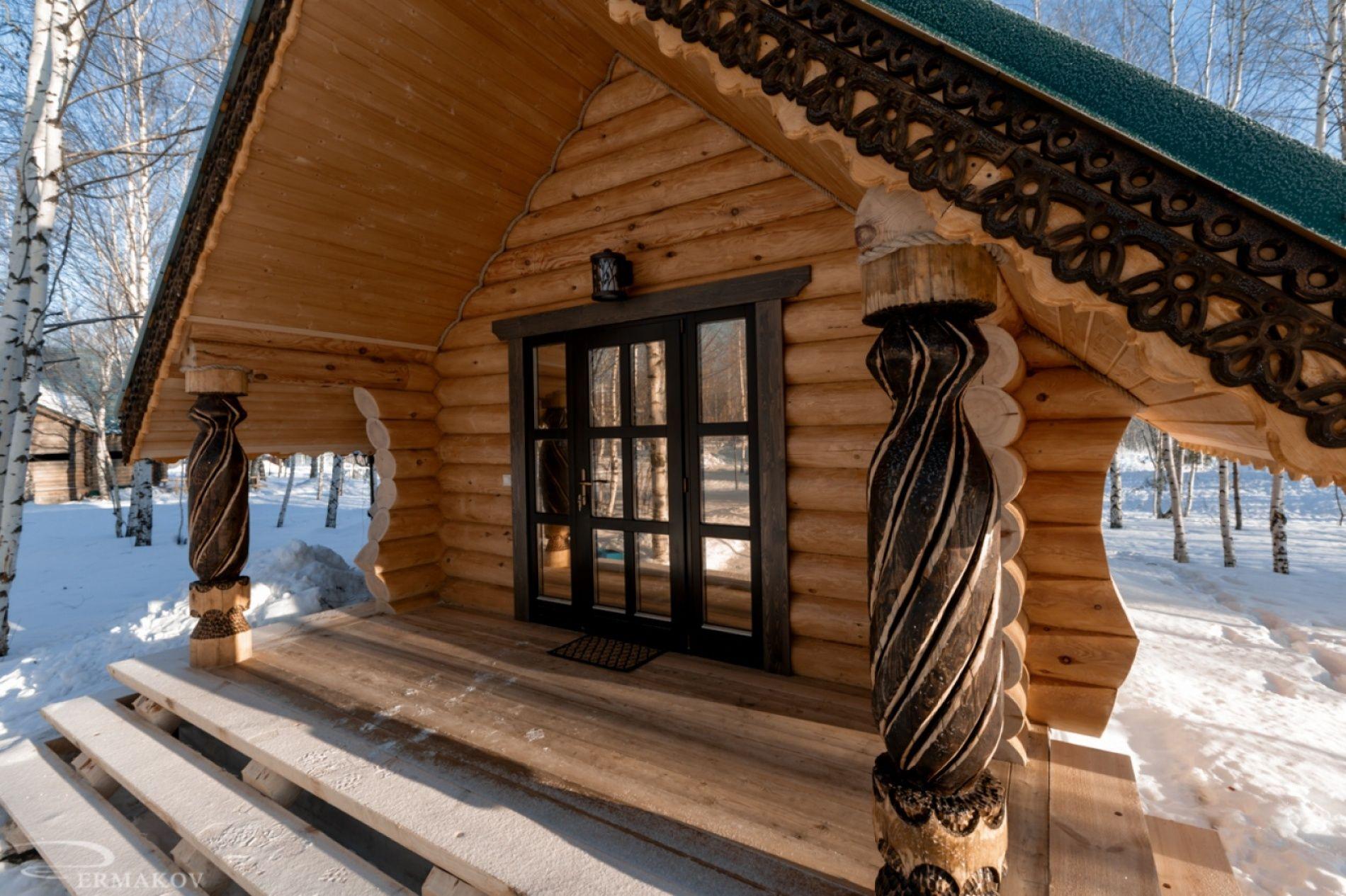 """База отдыха """"Лесной кордон"""" Нижегородская область, фото 118"""