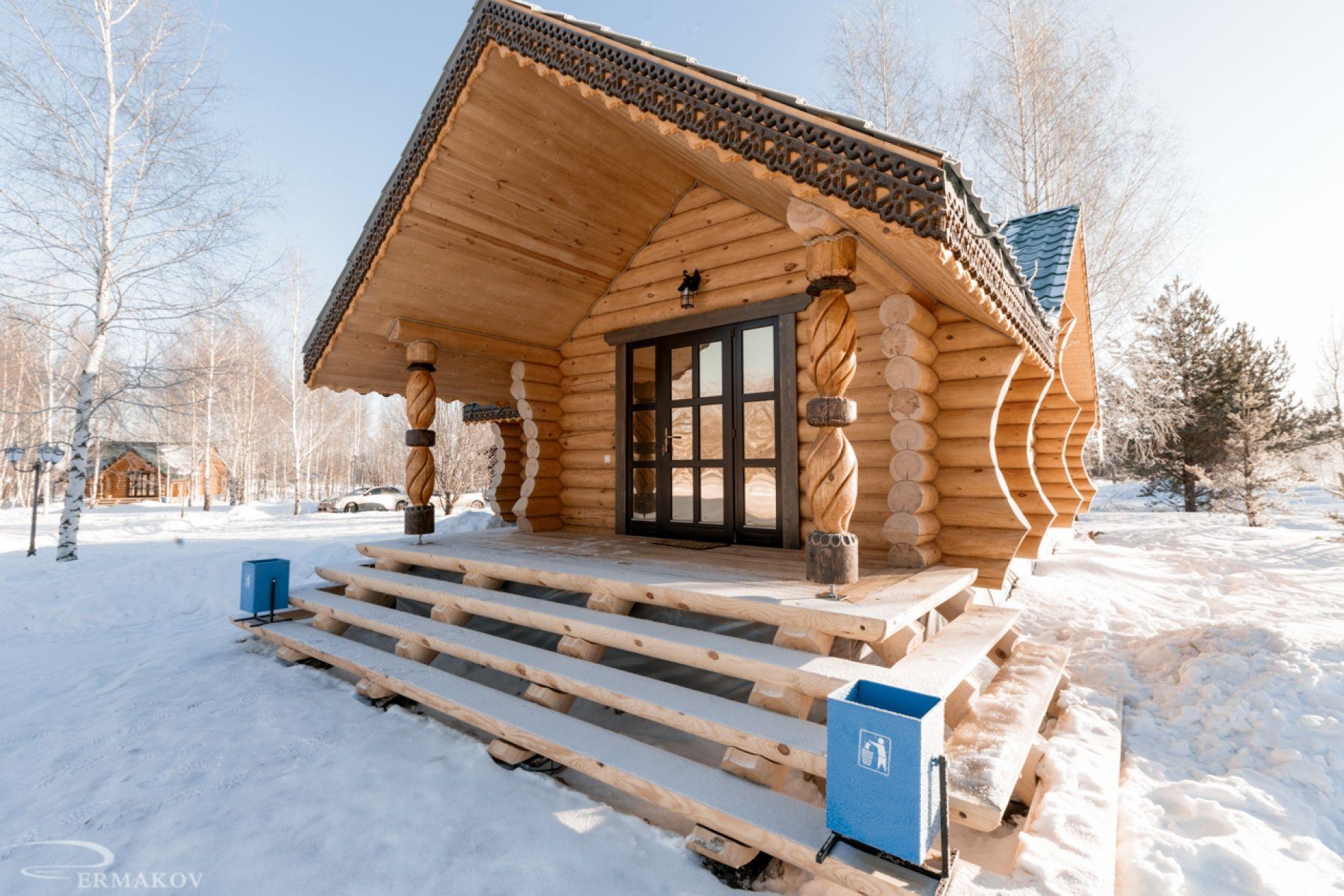"""База отдыха """"Лесной кордон"""" Нижегородская область, фото 126"""